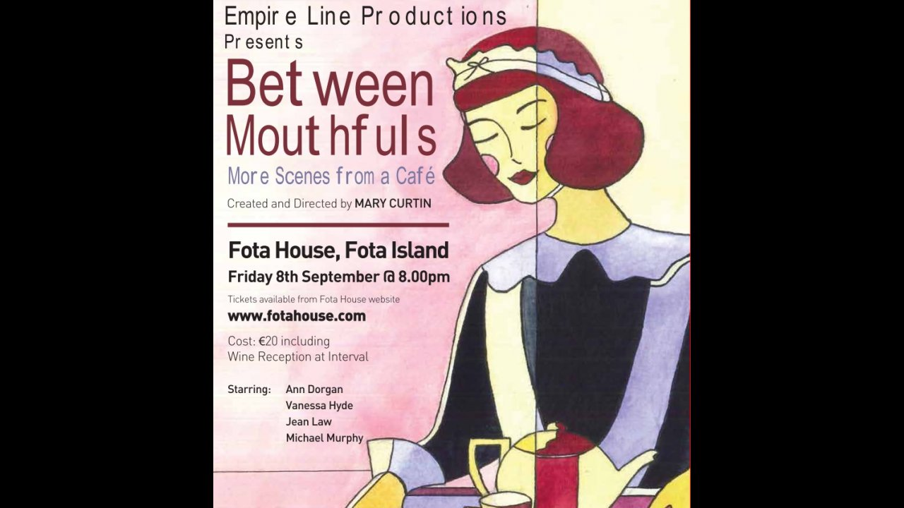 between mouthfuls – more scenes from a café fota house cork