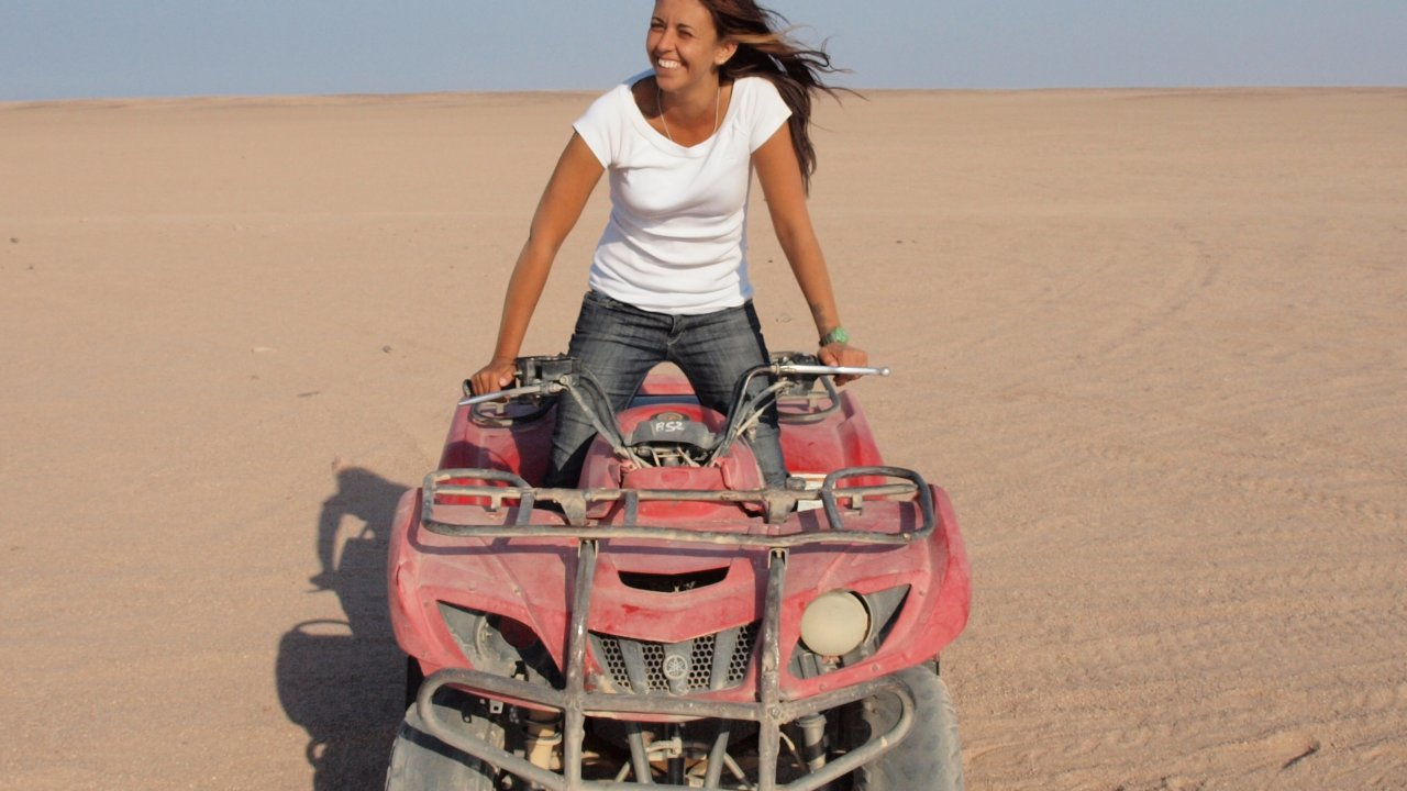 Ride your quad bike Now book it