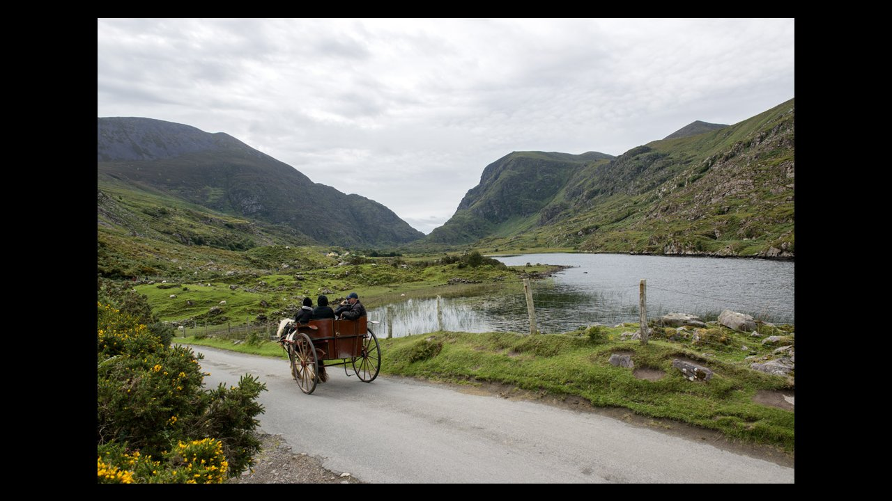 Tours in the gap of dunloe