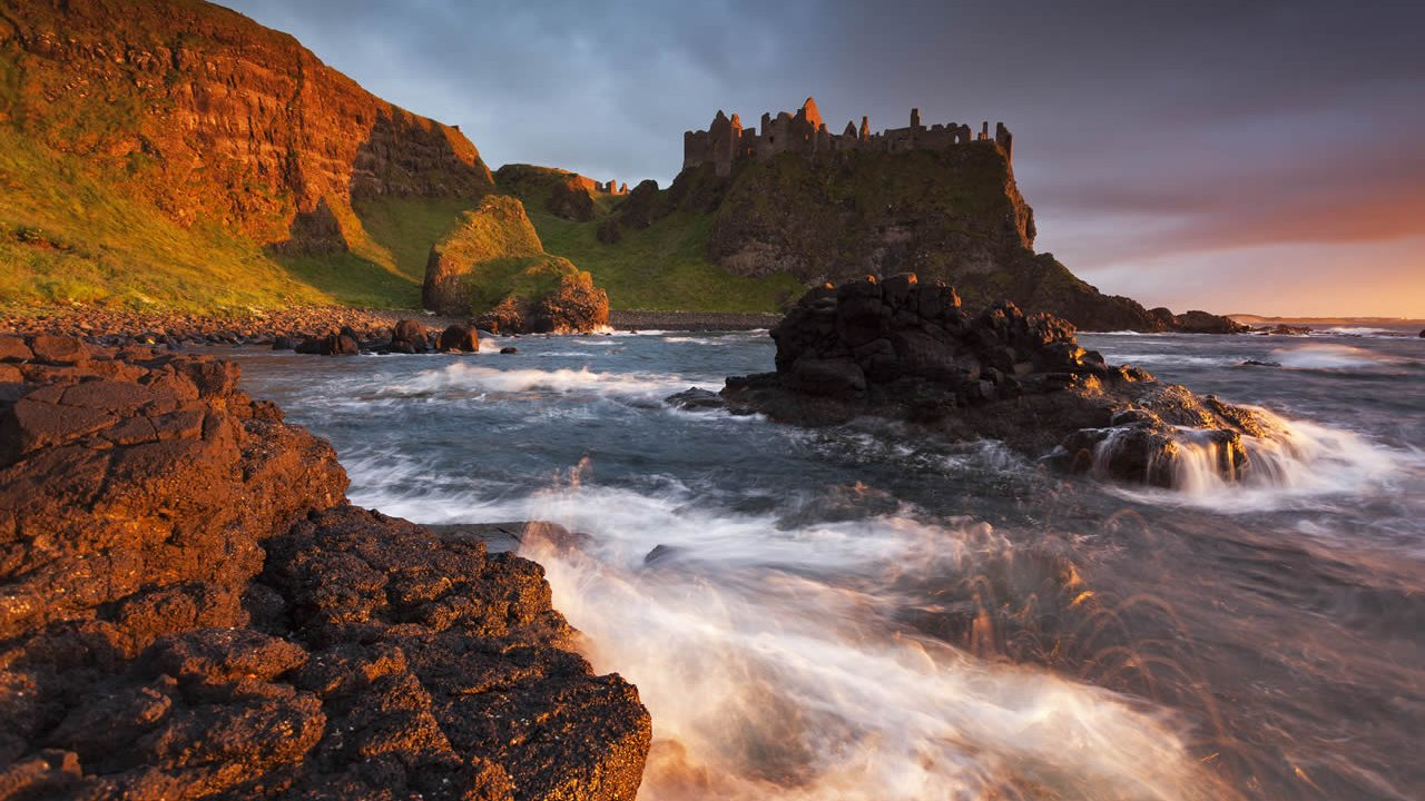 Dunluce Castle - Shore Excursion from Belfast Port