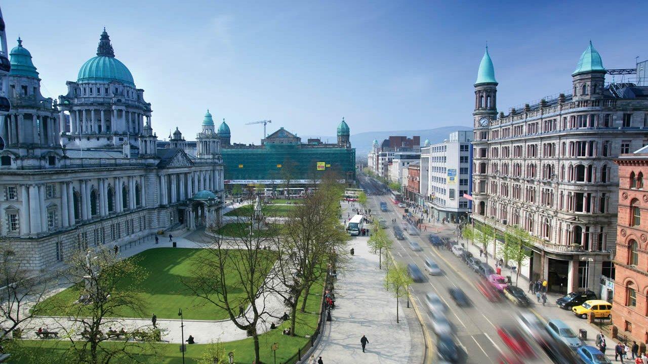 Belfast City - Shore Excursion from Belfast Port