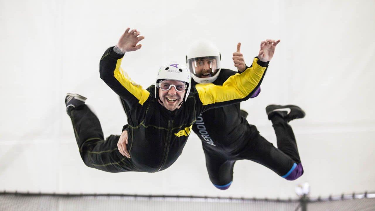 Vertigo Indoor Skydiving