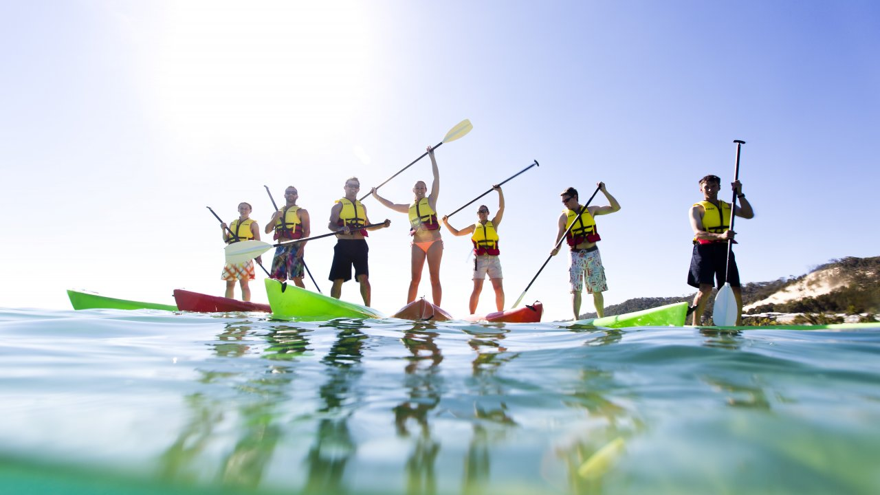 Stand-Up Paddle Board Hire
