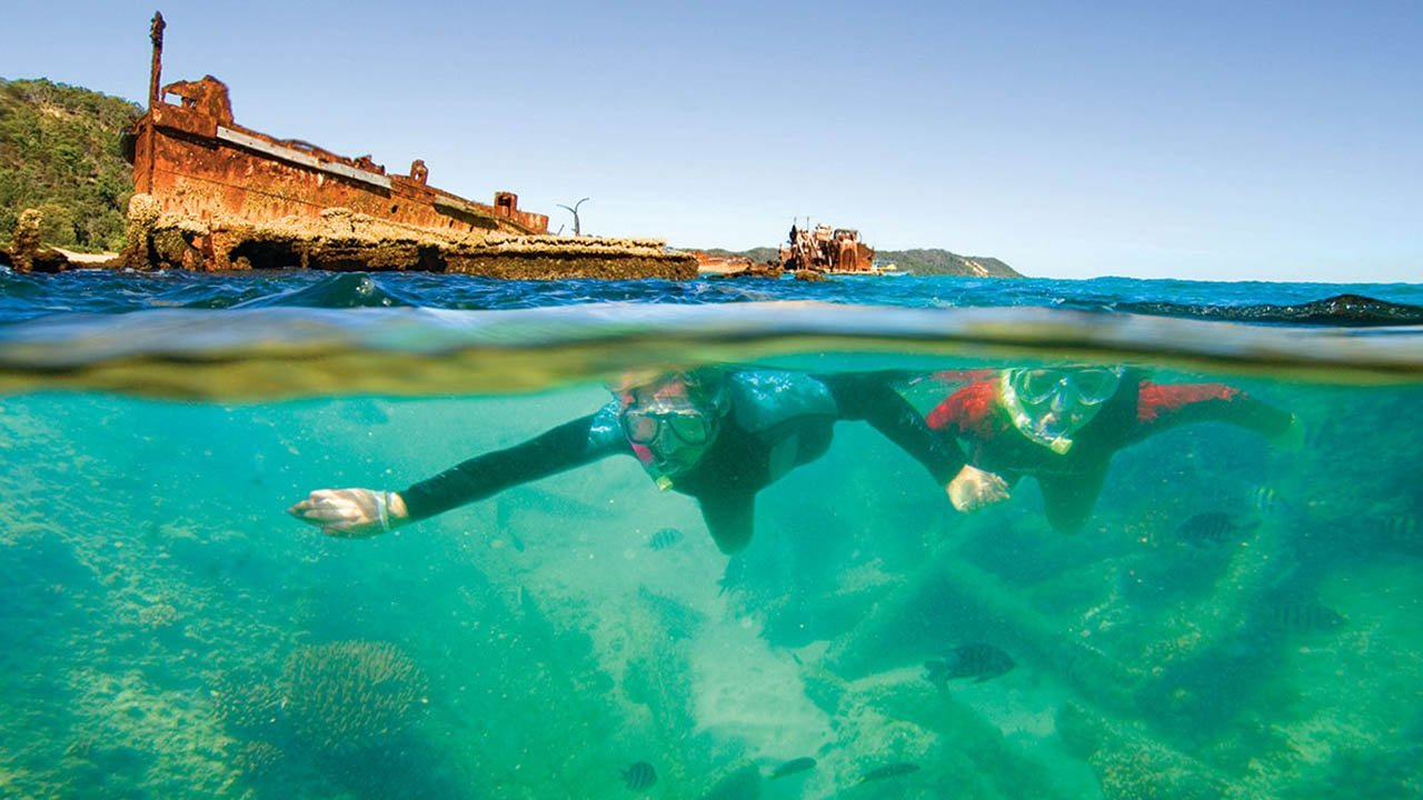 Snorkel Tour (Just add $45!)