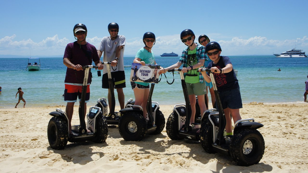 Segway Tour (Just add $45!)