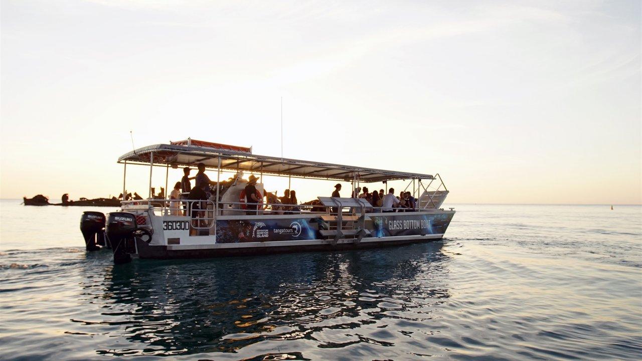 Marine Discovery Cruise