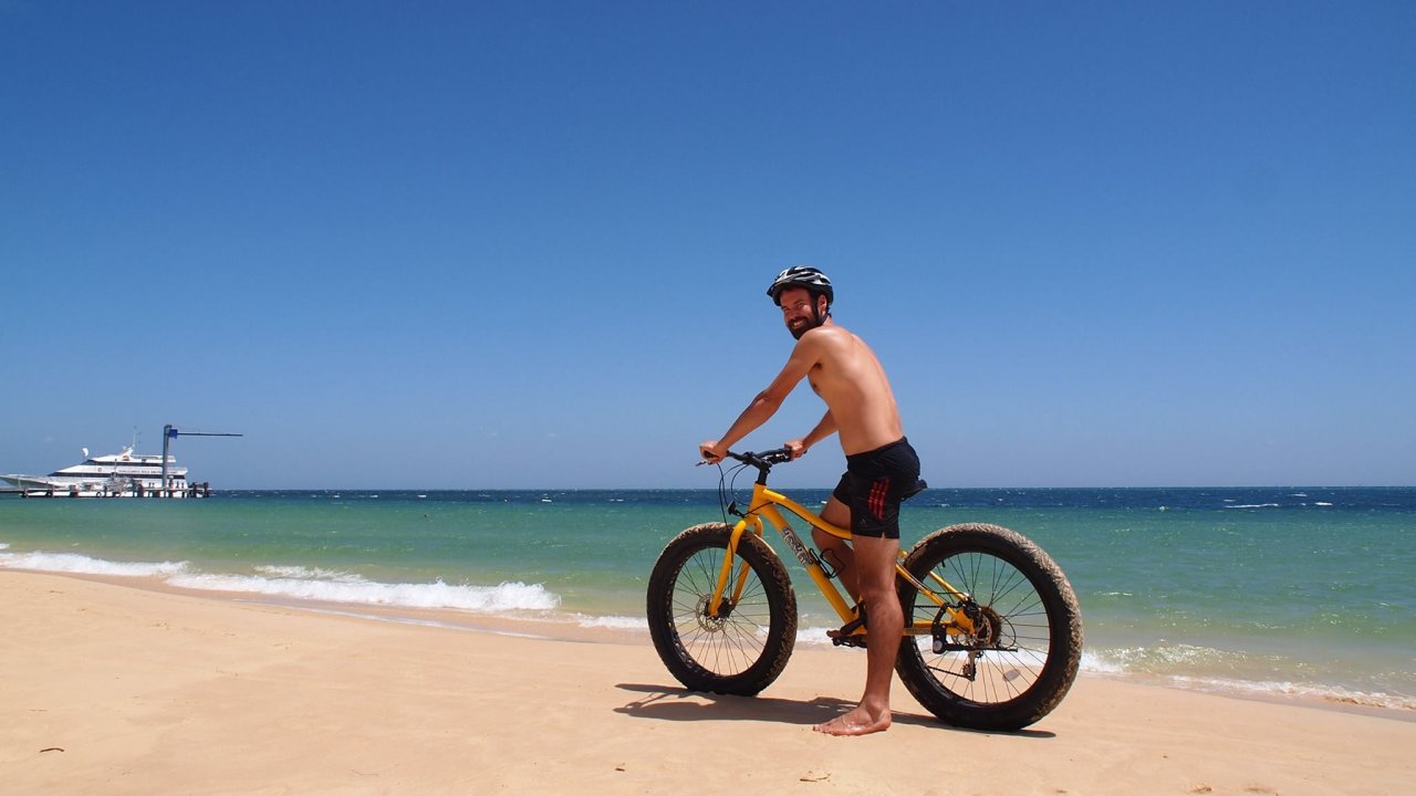 Beach Bike HIre