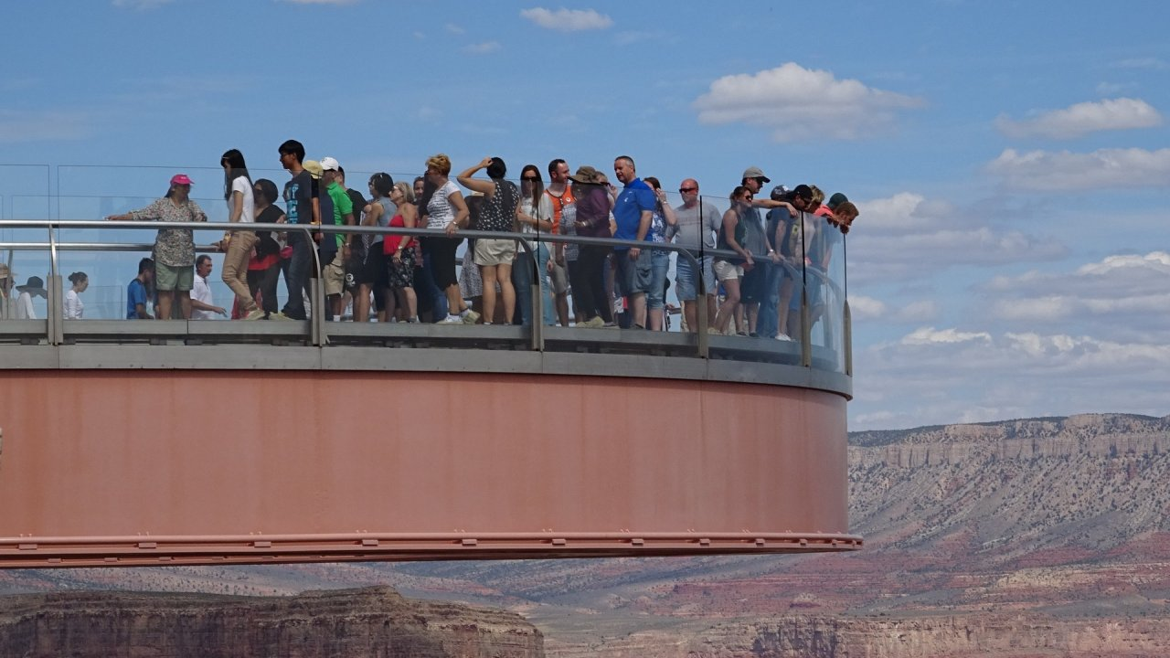 Premier Destinations Grand Canyon West Rim Grand Canyon