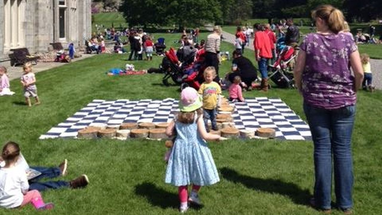 Mid Summer's Garden Party @ Killruddery House & Gardens