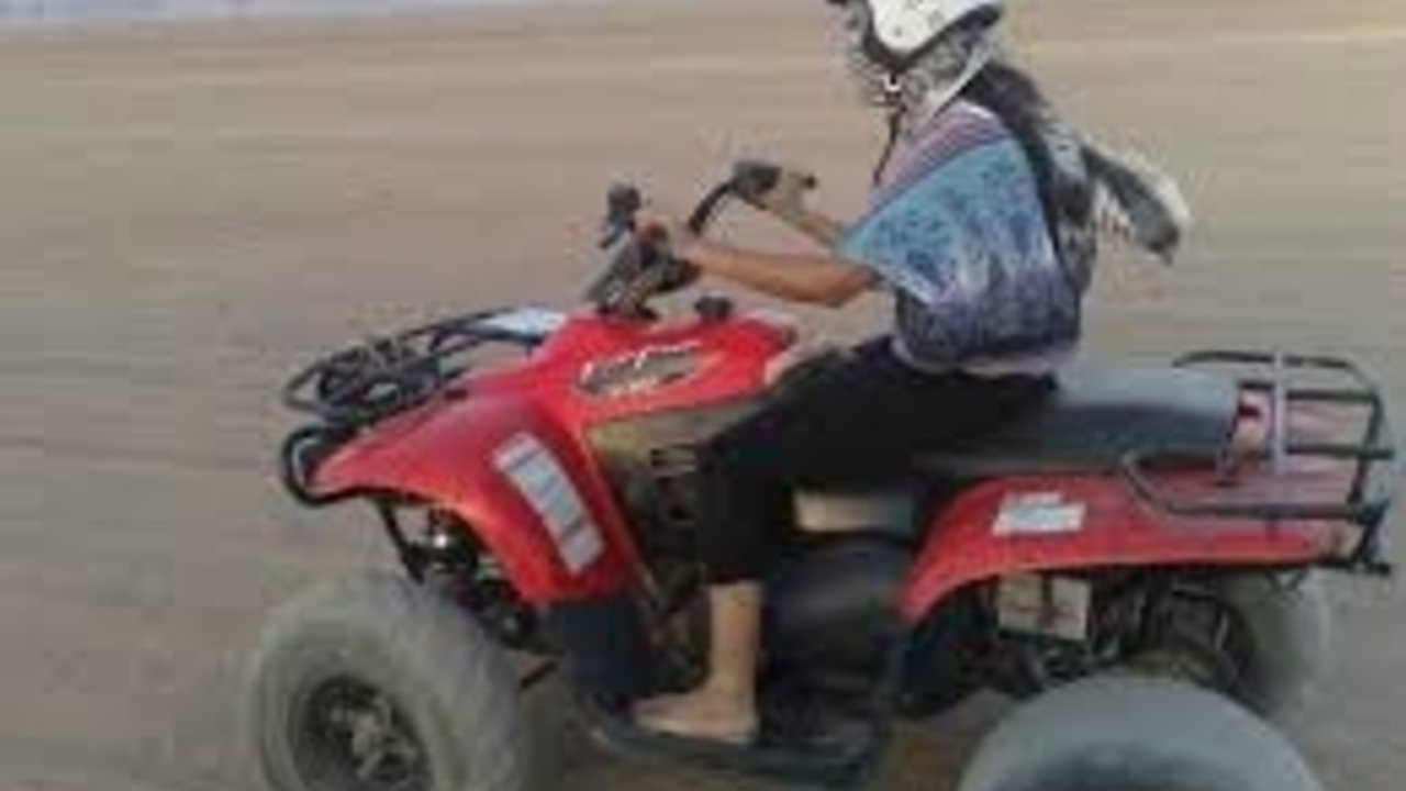 Sharm with ease quad bikes