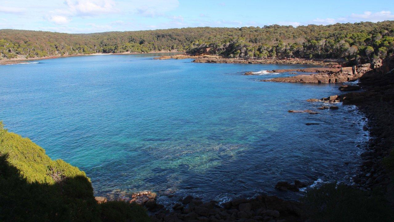 Stunning Bittangabee Bay