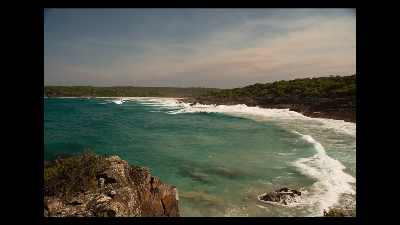 Rugged coastline (image by Dee Gees Photography)