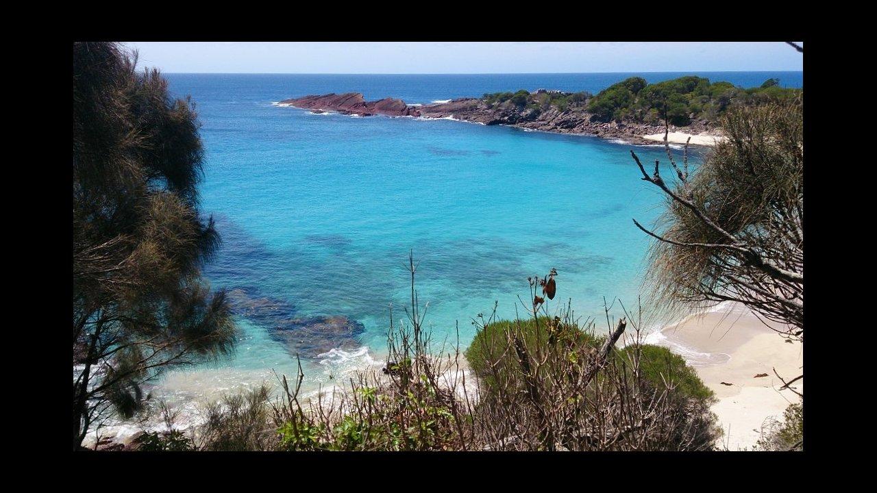 Beautiful Mowarry Beach