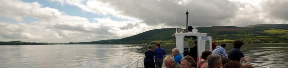 Killaloe boat trip river shannon