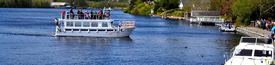 boat trip river shannon killaloe (2)