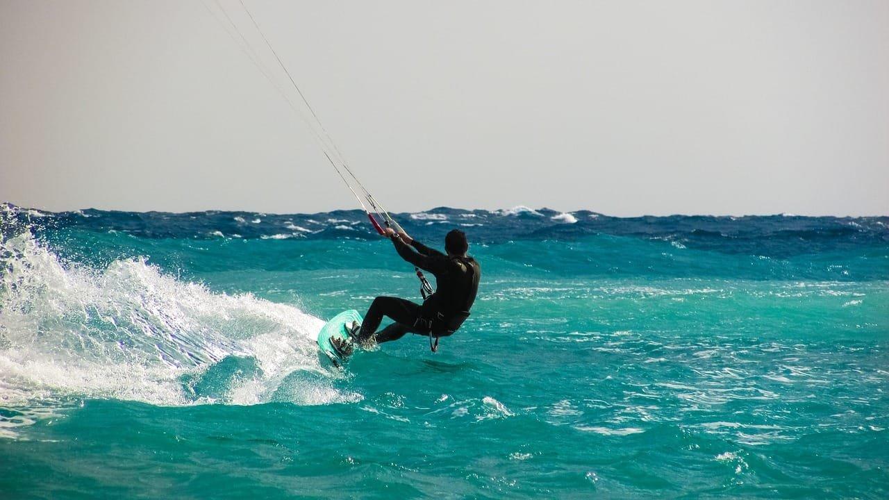 Corso kite surf