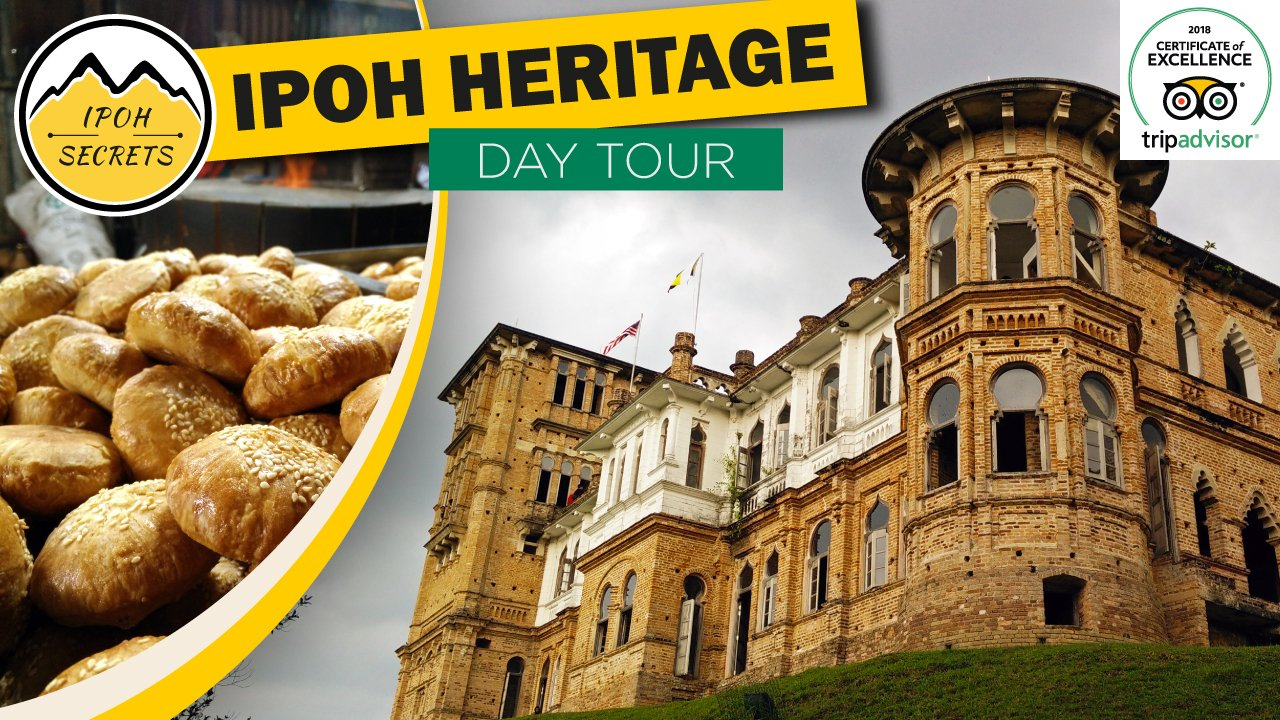 Ipoh Full Day Heritage Tour | Ipoh Secrets Tours
