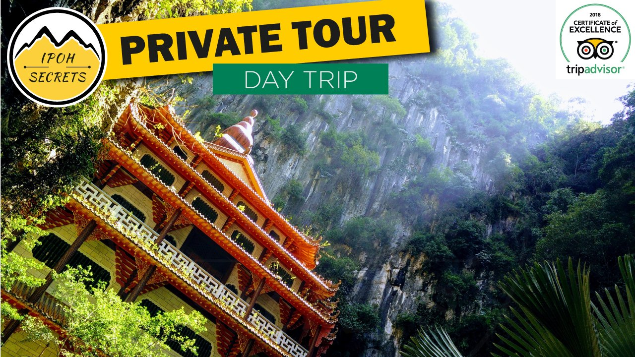 Ipoh Private Tour | Ipoh Secrets Private Day Trip