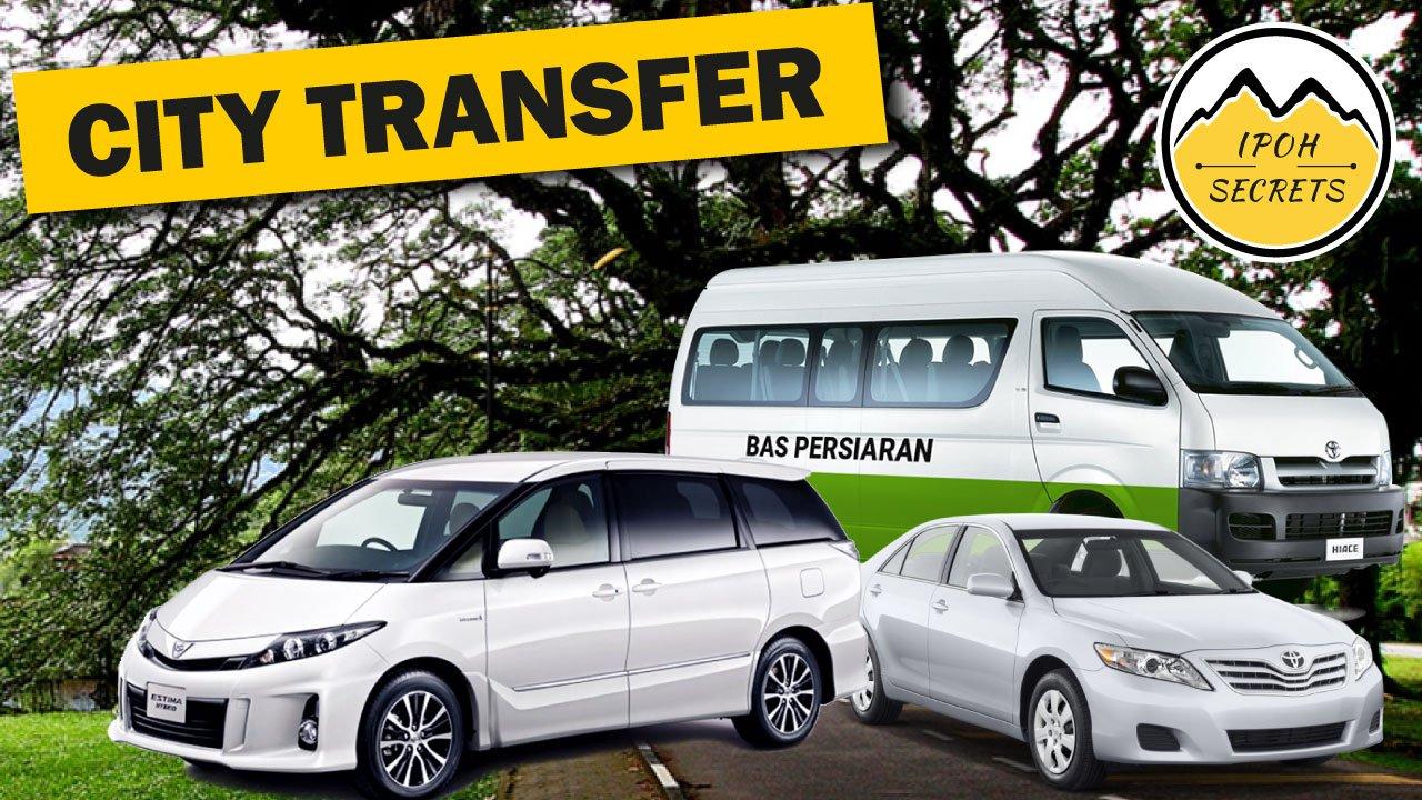 Ipoh Secrets - City Transfer Service