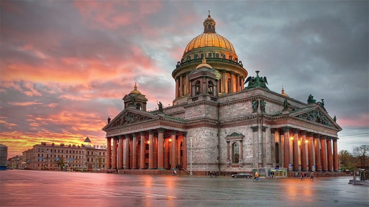 Grand Tour of St Petersburg - St Petersburg