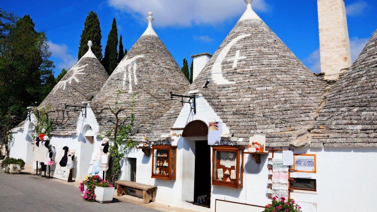 Explore Italy - Apulia
