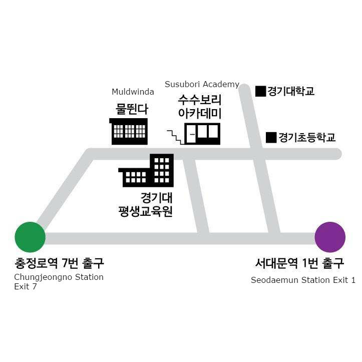 Map to Susubori Academy