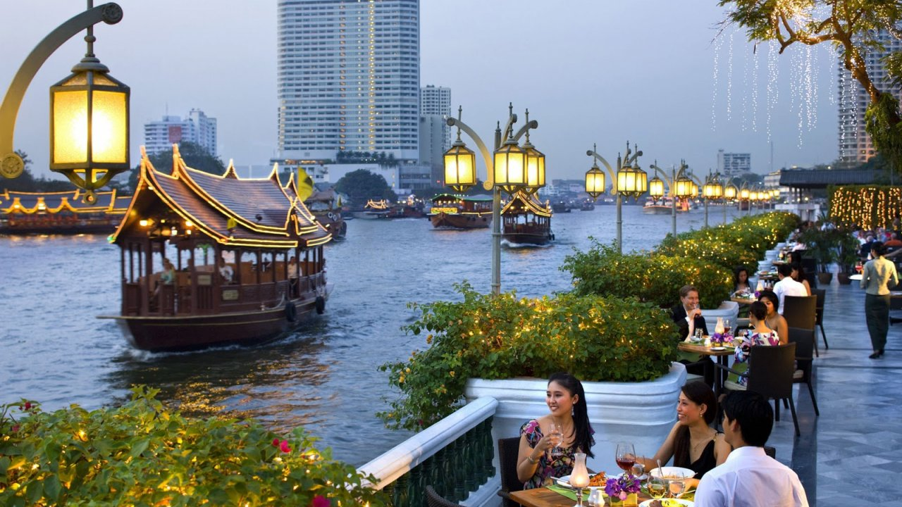 Truly Asia Tour Home Jakarta Bangkok Package And Pattaya