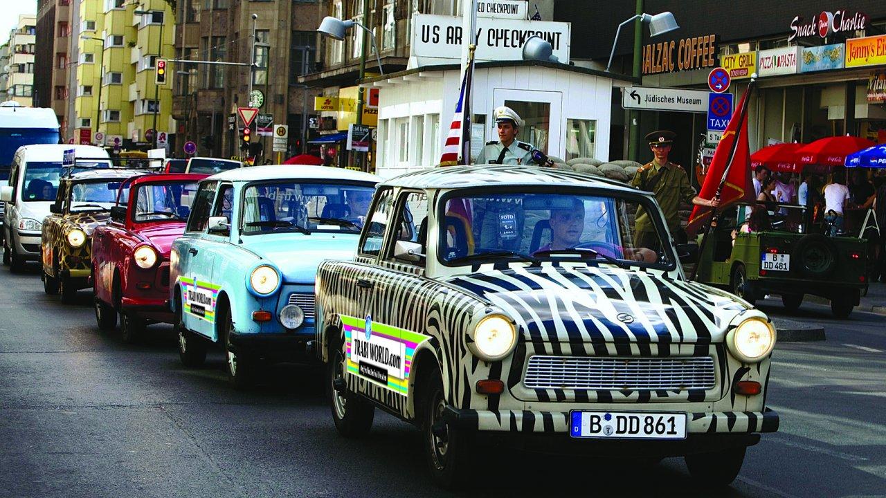 Trabant Tour - Classic - BerlinCityTours.com