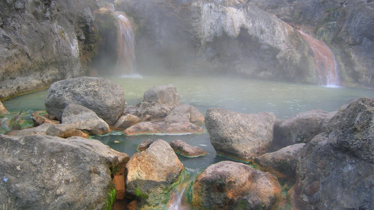 Rinjani Hot Spring
