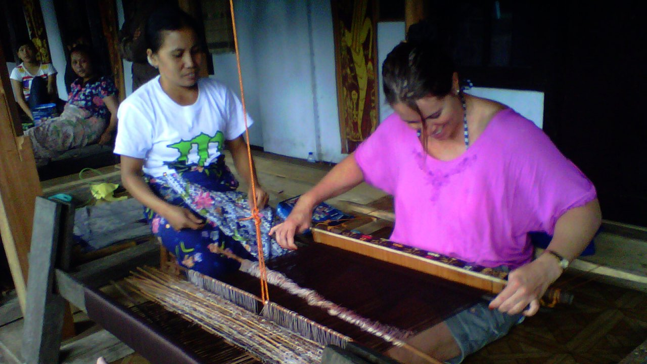 Hand Weaving Village