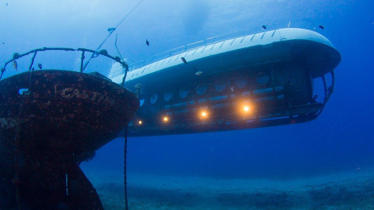 Atlantis Adventures | Atlantis Submarine Tour Maui