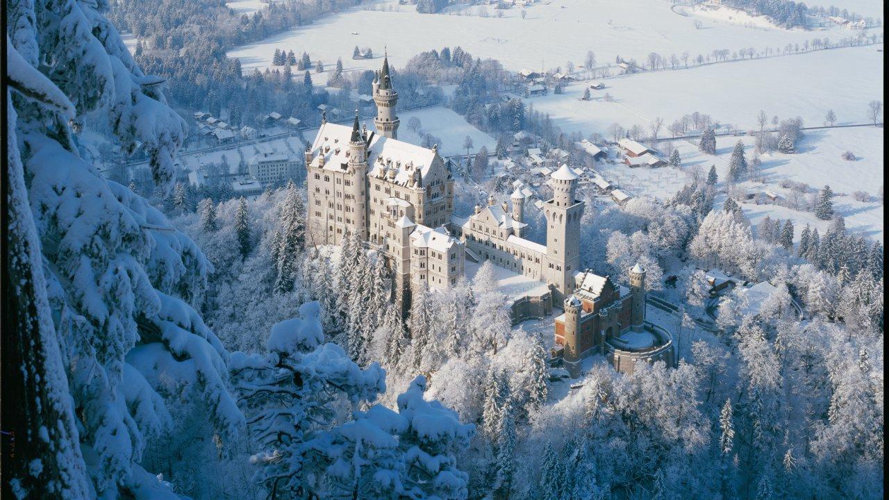 Neuschwanstein Castle Small-Group Day Tour from Munich - Munich ...
