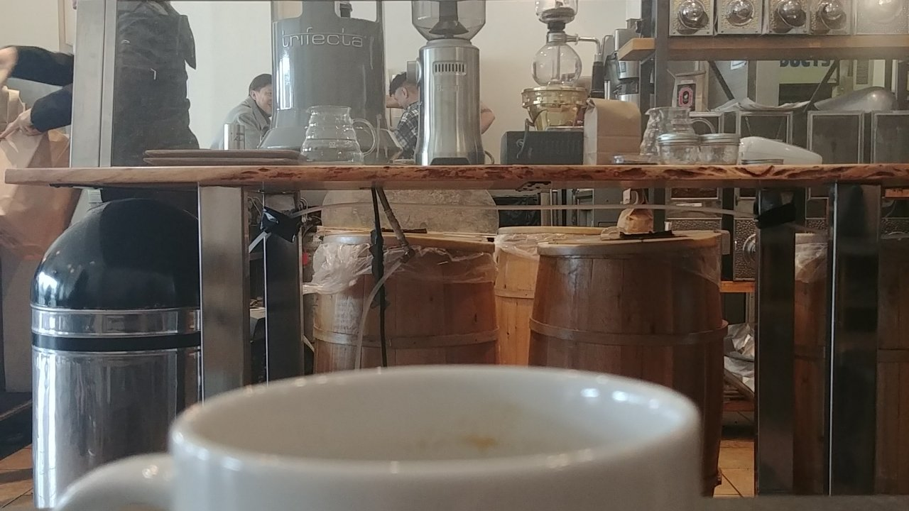 Mmmmmm, coffee