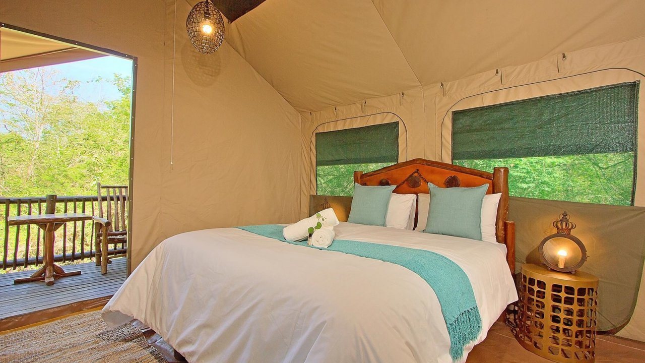 Luxury Safari Tent Option