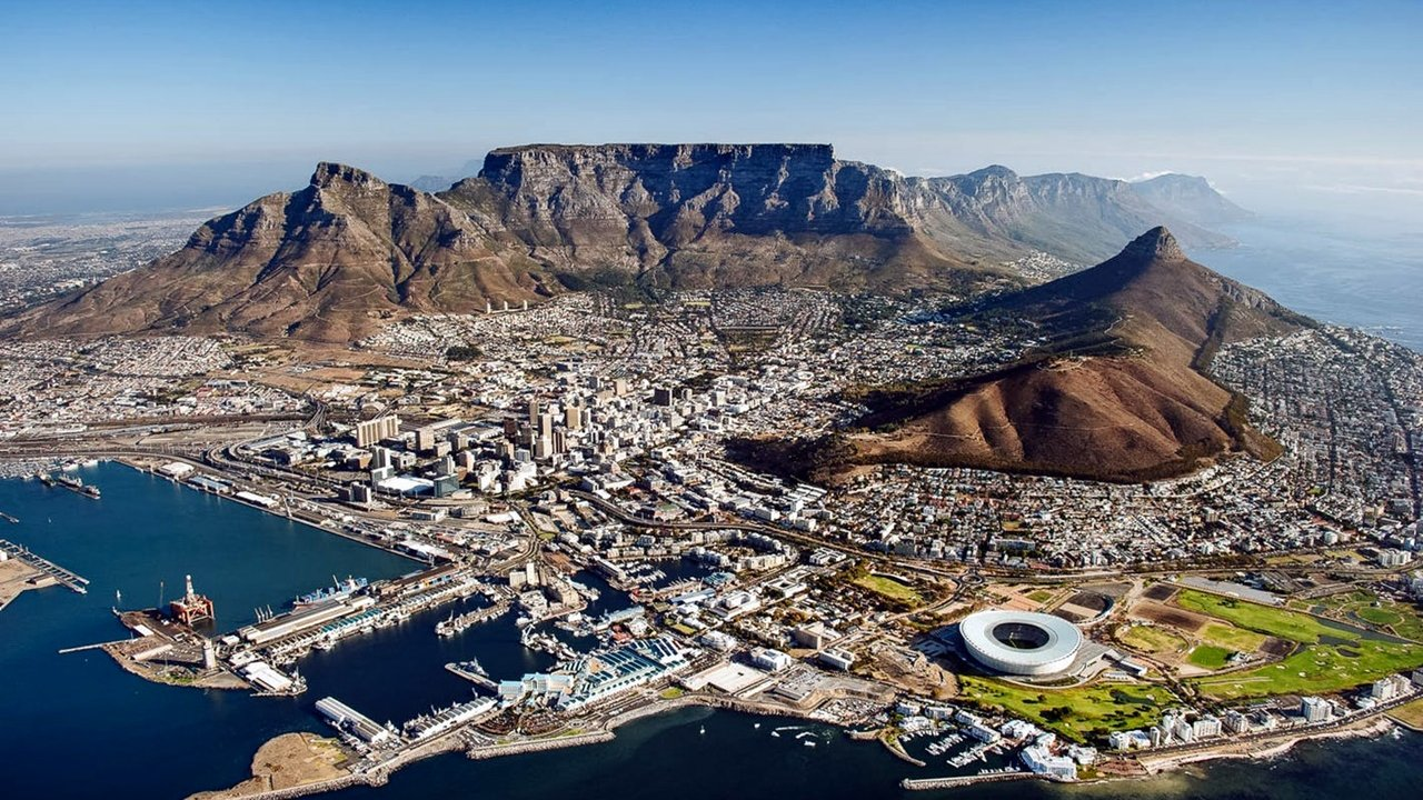Table Mountain - Cape Town City Bowl
