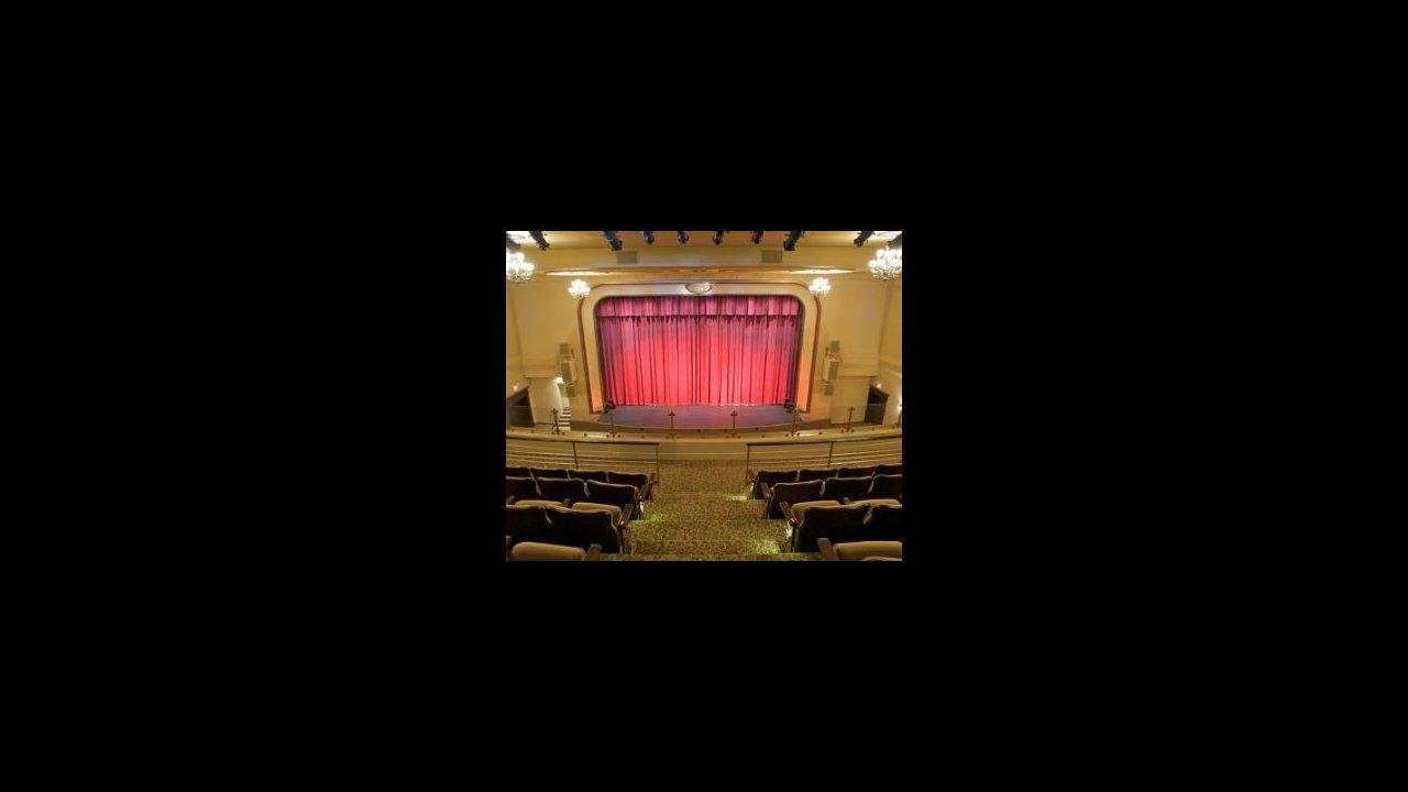 Arts Centre Stage