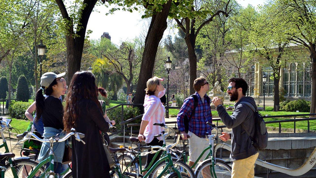 Barcelona's park life