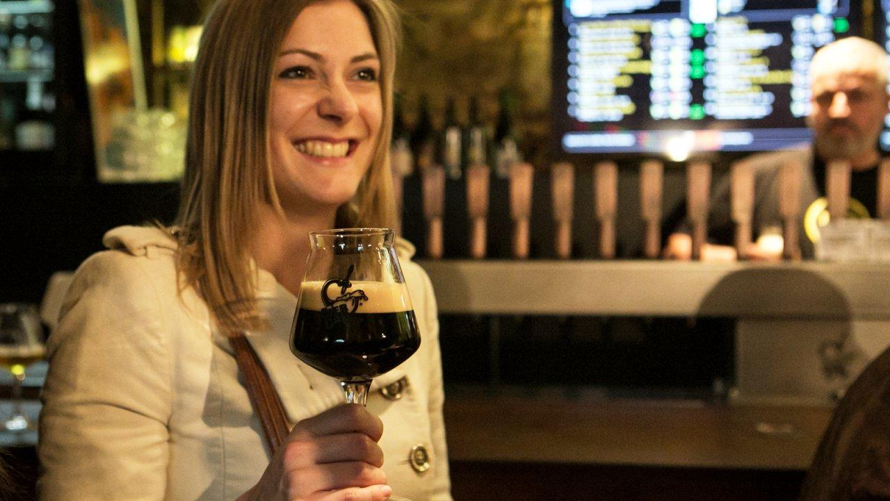 Barcelonas best beers