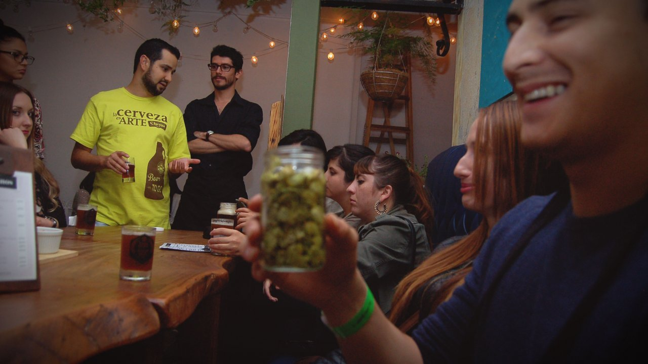 Learn about Craft Beer in Costa Rica