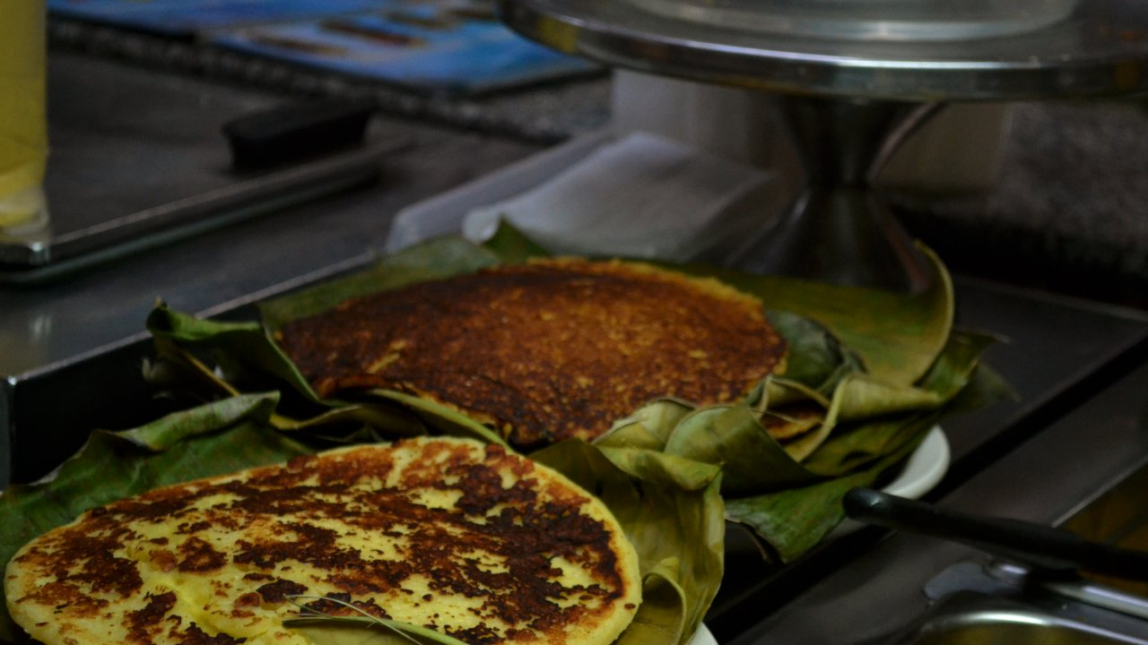 Taste the traditional gastronomy of Costa Rica