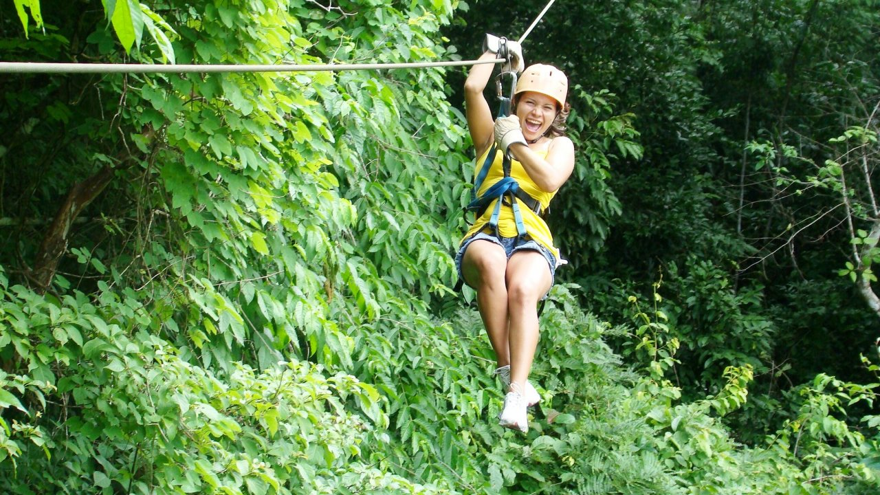 Rica costa canopy tour what to wear recommendations to wear for spring in 2019