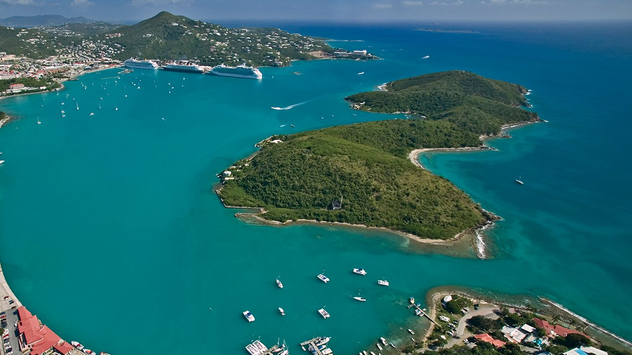 Historic Places In The Us Virgin Islands
