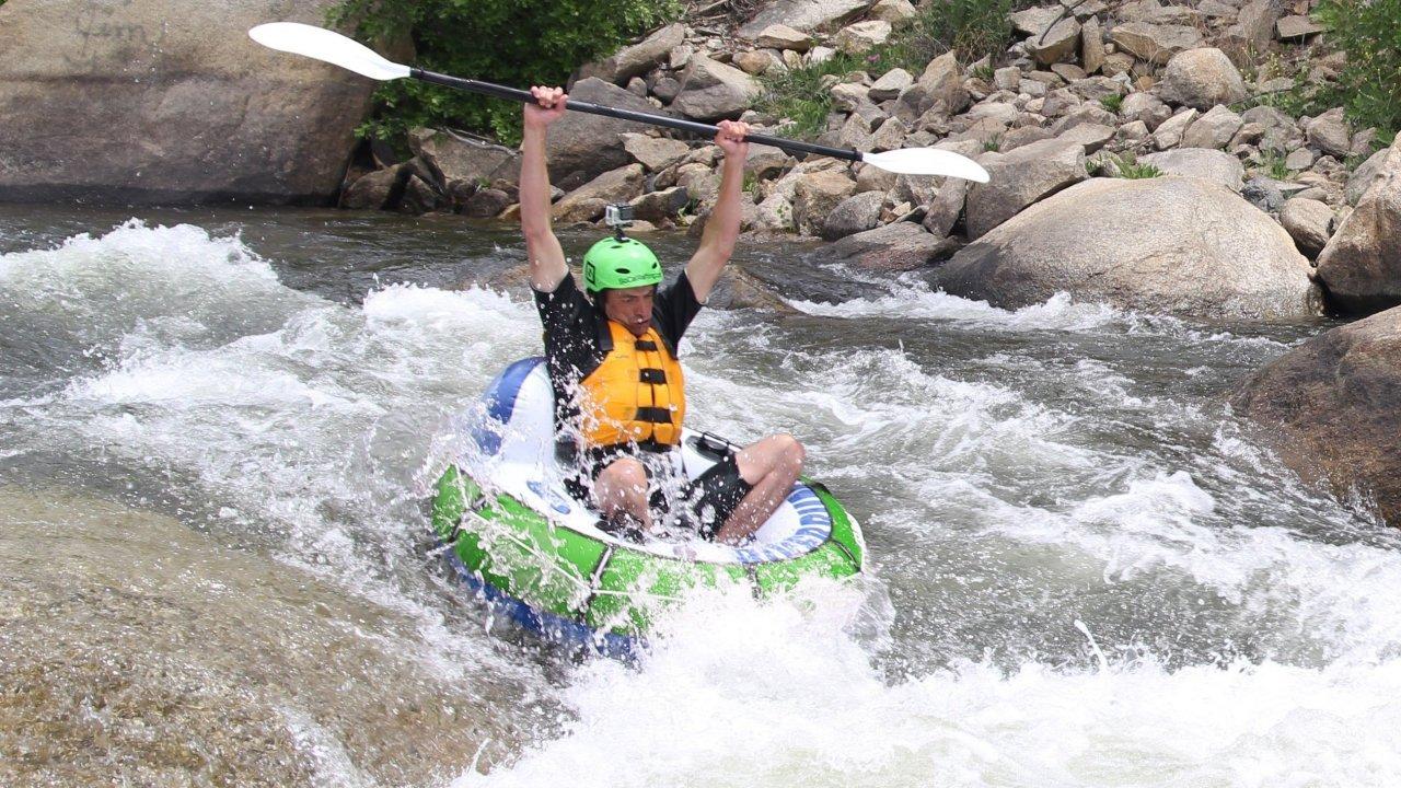 Kern River Tubing