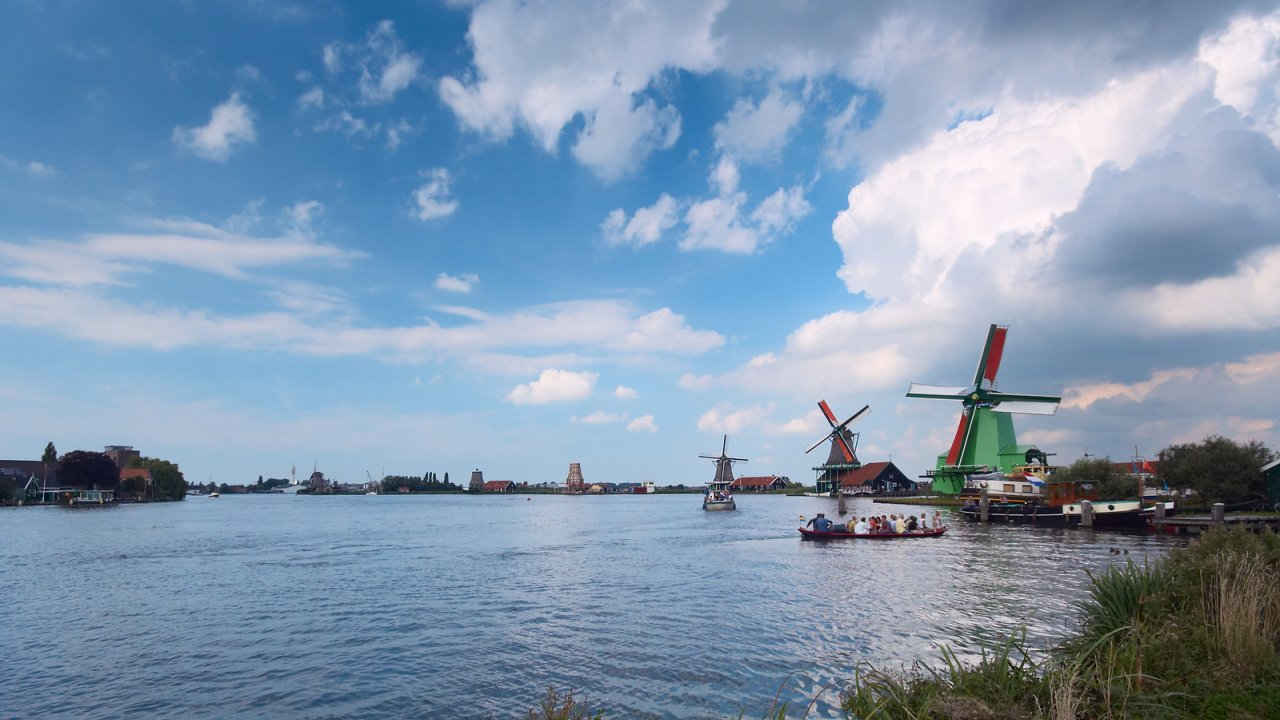 Private Windmills/Zaanse Schans Tour