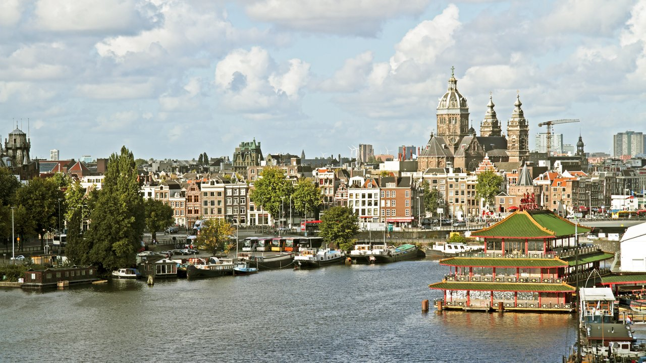 Amsterdam City Tour by Private Car/Minivan