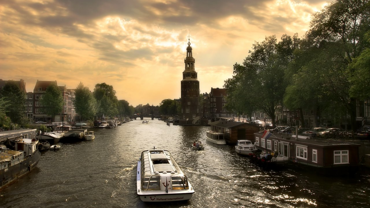 1 Day Shore Excursion from Amsterdam