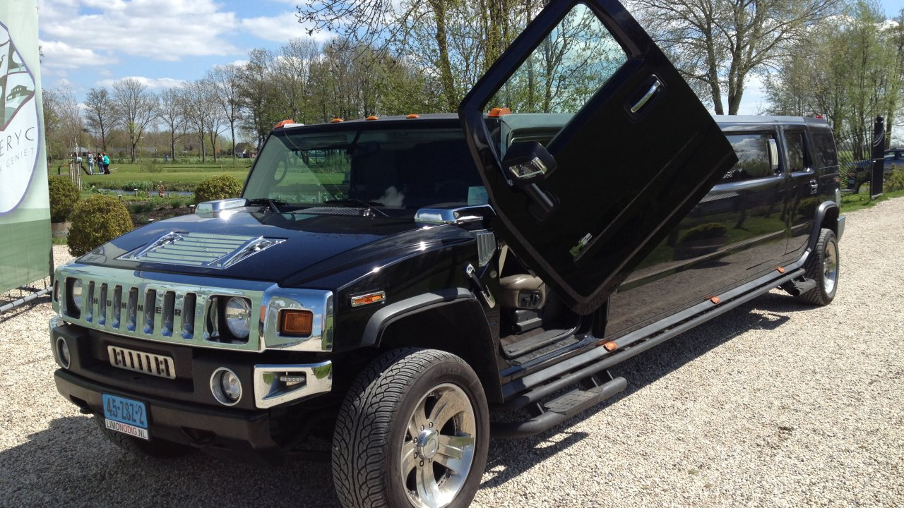 Acostar Hotel | Private short City Tour by Limousine or Hummer | golden hummer