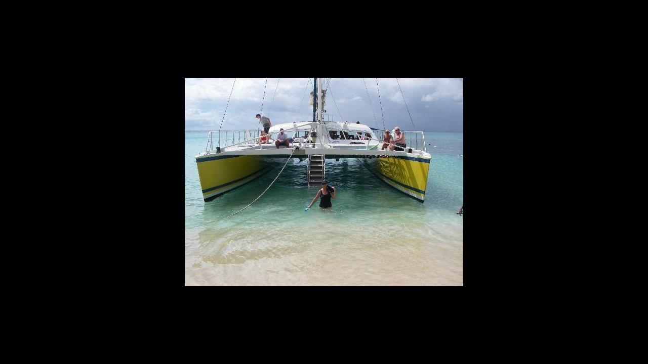 Tiami Catamaran Cruises Tiami Daily Lunch Cruise