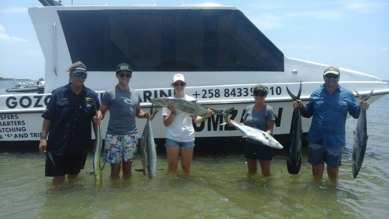 Santa Maria Game Fishing Charters