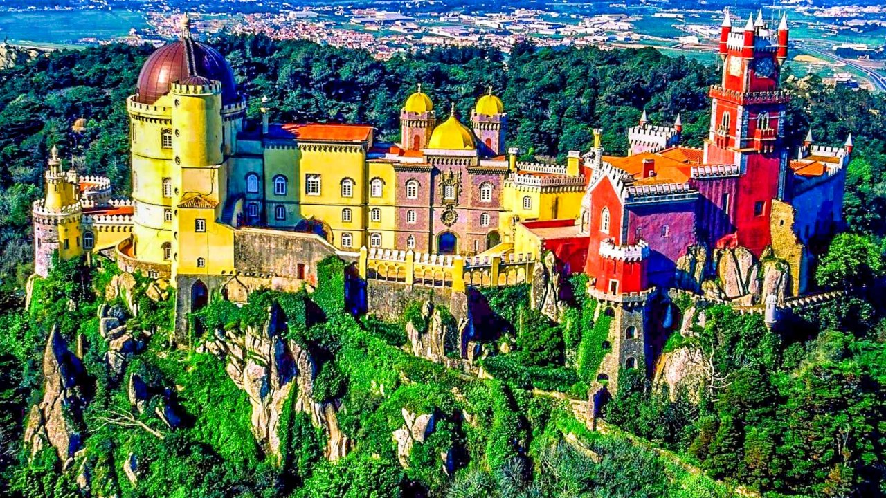 Sintra Cascais Estoril Tour Selection Tours